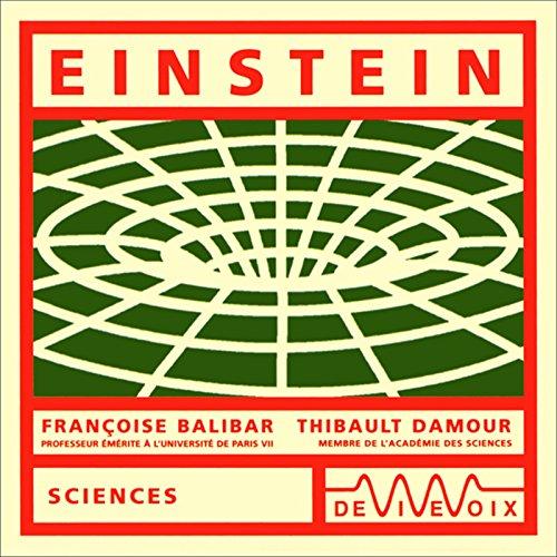 Couverture de Einstein