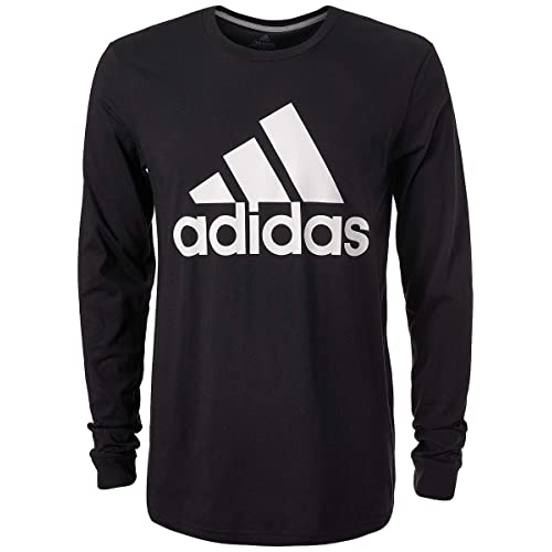 54fc5dcdc32c adidas Men's Long Sleeve Graphic Tee