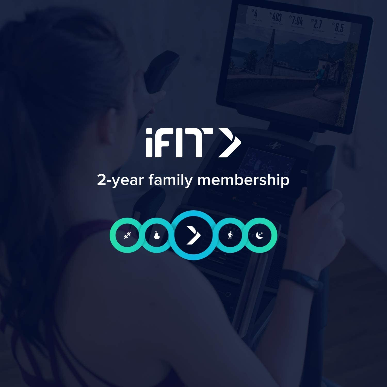 iFit 2-Year 最新 Family お求めやすく価格改定 Membership Online Code