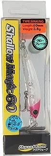 コーモラン(CORMORAN) ミノー アクアウェーブ シャローマジック 60mm 3.8g トゥインクルレッドヘッド #A85 ルアー