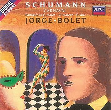 Schumann: Carnaval/Fantasie