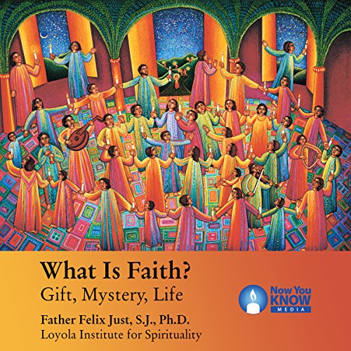 What Is Faith? audiobook cover art
