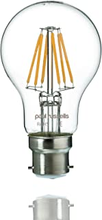 x10/TCP A55/GLS 53/W = 69/W claro hal/ógenas bombillas B22/BC casquillo de bayoneta 2800/K blanco c/álido luz de bajo consumo Bombillas 240/V