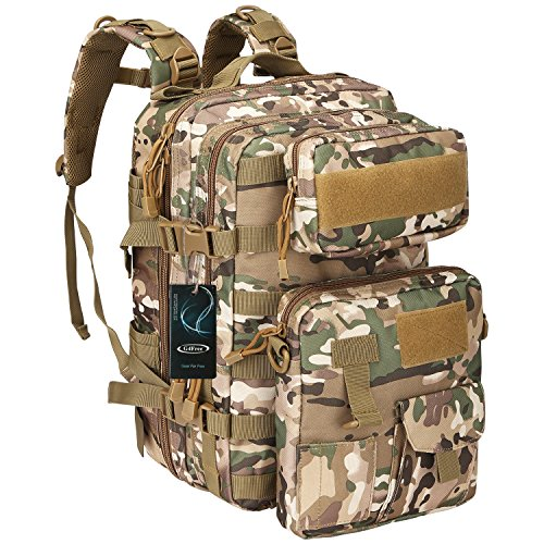 G4Free Military Tactical Molle Backpack