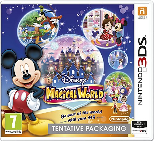 Disney Magical World (Nintendo 2DS/3DS/3DS XL) - [Edizione: Regno Unito]