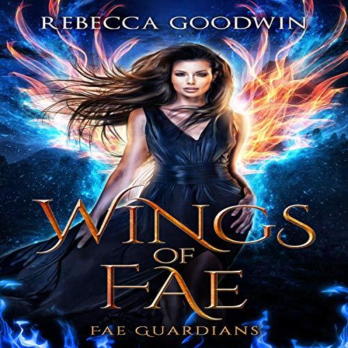 Wings of Fae audiobook cover art
