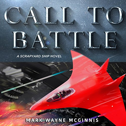 Call to Battle audiobook cover art