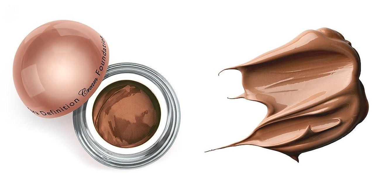 おじいちゃんわがまま放つLA Splash (無料なめらかな顔のシートマスク付き)LA-スプラッシュウルトラ定義されたクリームファンデーション 1オンス ココア/ 1オンス(20208)