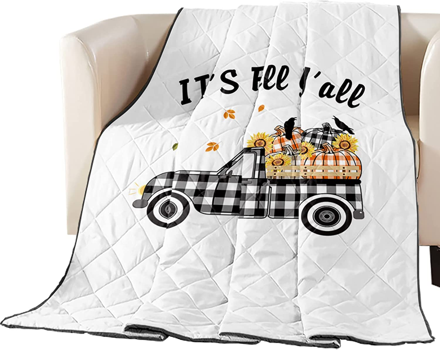 SUN-Shine Down Alternative Reversible Buffalo Comforter Inventory cleanup selling sale Selling and selling Tr Check
