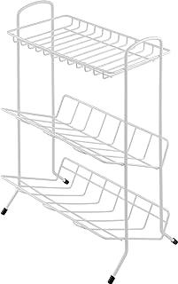 【Amazon.co.jp 限定】和平フレイズ バスグッズ シャンプーラック 3段 お風呂 バスルーム 収納 スタイルラボAMJ-0698