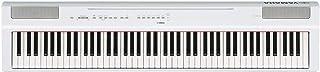 Yamaha Music keyboard 88 Keys, White, P-125 WH