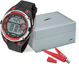 d3f4f406e07 Kit Relógio Speedo Masculino Digital Preto 81148G0EVNP1K2 com Pen Drive