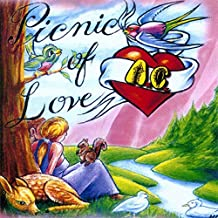 Picnic Of Love Animated Etching