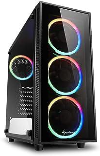 ゲーミングパソコン RGBファン3基搭載 最新第9世代 i7-9700k搭載 / Z390 GAMING / 16GB / SSD480GB / HDD-2TB / 750W / Windows 10 pro/Office (グラフィックスカー...