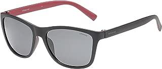Polaroid Wayfarer Unisex Sunglasses - PLD 3011/S-LLQ-57-Y2-57-17-140 mm