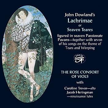 John Dowland's Lachrimae or Seaven Teares