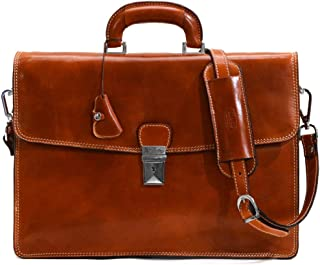 Best solo leather laptop briefcase Reviews