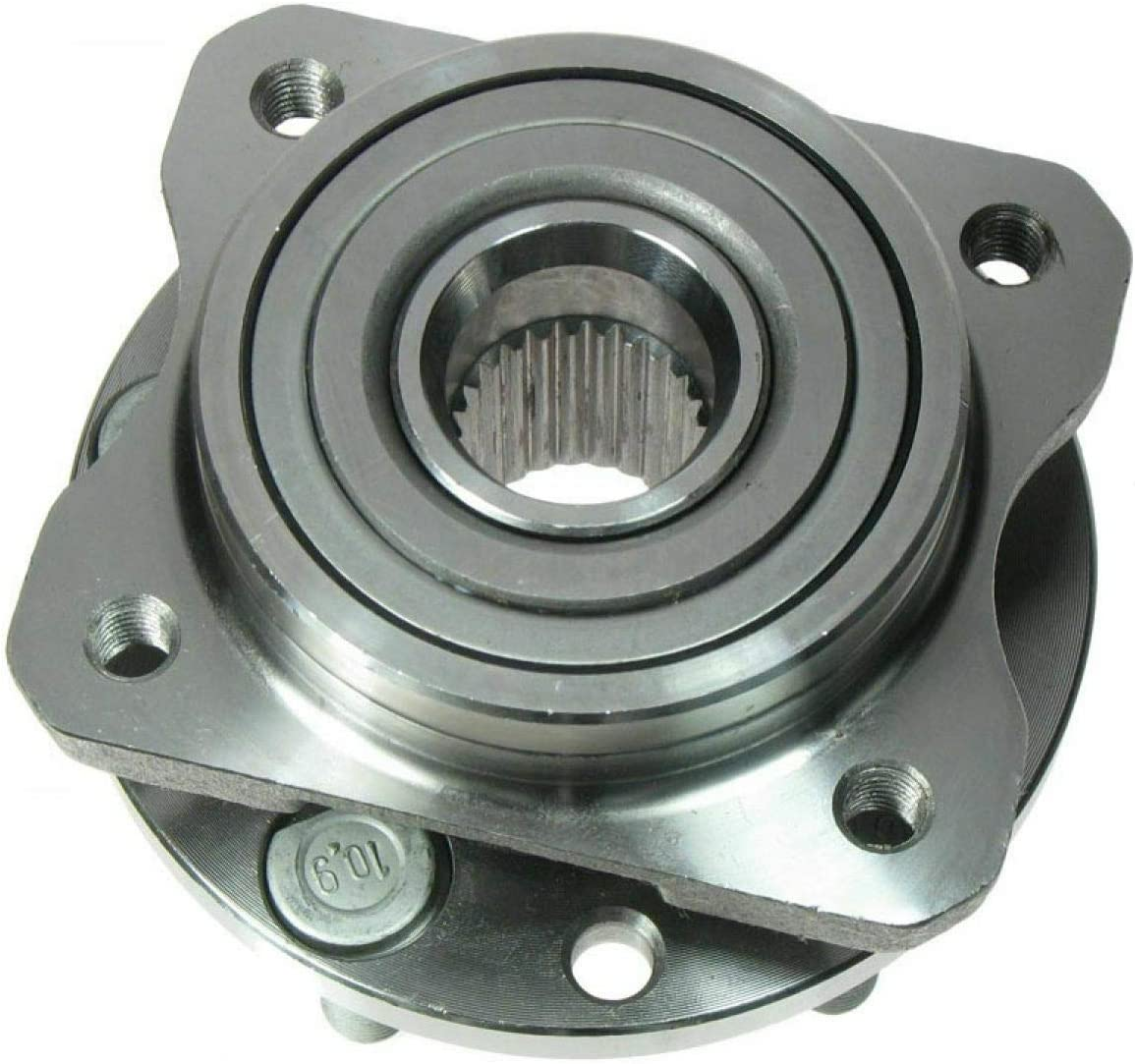 Wheel Bearing and Hub Front Ranking TOP17 Compatible Voyager 96 97 98-00 with Outlet ☆ Free Shipping