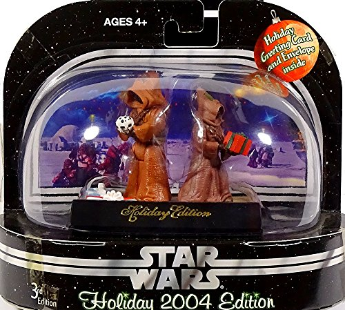 Hasbro Star Wars The Original Trilogy Collection Jawas Holiday 2004 Edition