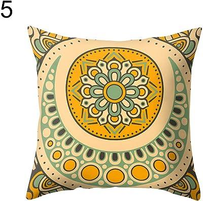 VJGOAL impresión de Moda hogar Decorativo Suave sofá cómodo ...