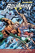 Aquaman Volume 4: Death of a King TP (The New 52) by Paul Pelletier (Artist), Sean Parsons (Artist), Geoff Johns (2-Dec-2014) Paperback