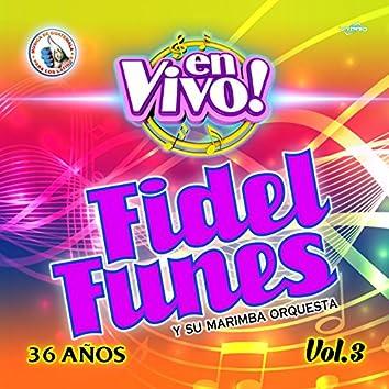 36 Años Vol. 3. Música de Guatemala para los Latinos (En Vivo)