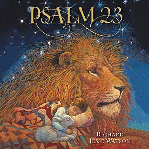 Psalm 23 cover art