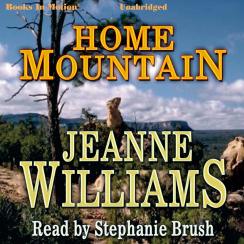 Home Mountain audiobook cover art