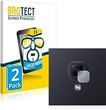 BROTECT Protector Pantalla Compatible con Samsung Galaxy Tab A 10.5 2018 WiFi (Cámara) Protector Transparente (2 Unidades) Anti-Huellas