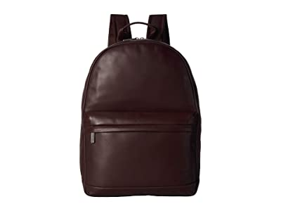 KNOMO London Barbican Albion Laptop Backpack (Brown 2) Backpack Bags