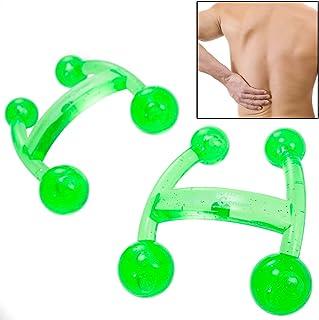 2 Debbie Meyer's Massage Genius Ergonomic Stress-Reducer Body Massagers