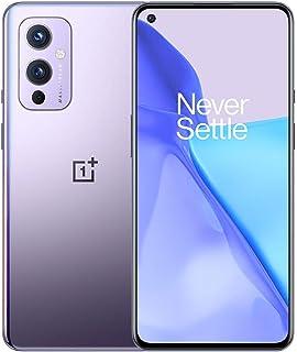 OnePlus 9 Winter Mist, 5G Unlocked Android Smartphone U.S Version, 8GB RAM+128GB Storage, 120Hz Fluid Display, Hasselblad ...