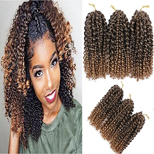 Befunny 8 Inch Marlybob Crochet Hair Omb Buy Online In United Arab Emirates At Desertcart
