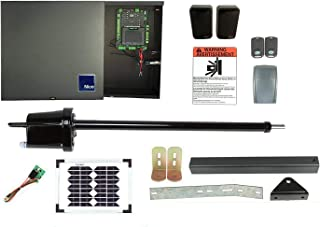 Apollo 1550 Single Gate Opener DIY Kit with Solar Panel (Solar, 20 Watt)