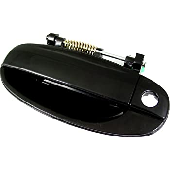 Amazon Com Chevy Aveo5 09 Chevy Aveo Sedan 04 06 Chevy Aveo Hatchback 04 08 Outside Door Handle Front Lh Us Driver Side Smooth Black Automotive