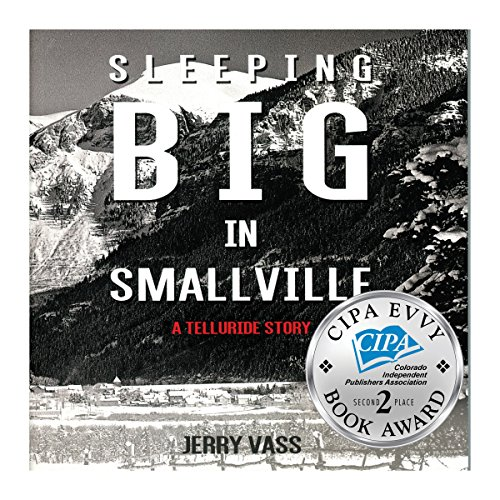 Sleeping Big in Smallville audiobook cover art
