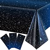 Space Tablecloth Starry Night Tablecloth Decorations...