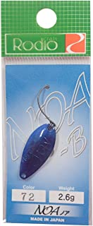 Rodiocraft(ロデオクラフト) スプーン ノア B 2.6g K.FVI #72 ルアー