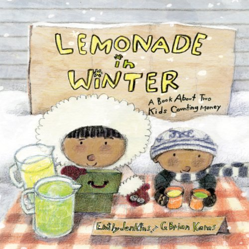 Lemonade in Winter audiobook cover art