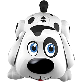 WEofferwhatYOUwant Electronic Pet Dog Interactive Puppy - Robot Harry Responds to Touch, Walking, Chasing and Fun Activities.