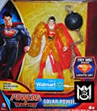 Man Of Steel Superman Powers Of Krypton Solar Power Superman™ Figure