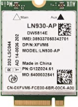 4G Module, Professional 4G LTE Module Mini NGFF WWAN M.2 Card, Support GNSS and A-GPS Function, Suitable for PDA, E-Books, Tablets, Consumer Electronics, or Other Mobile Products