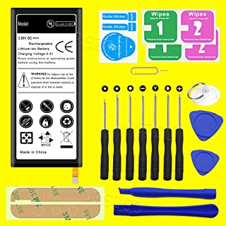 Replaceable Extra 3.85V 4300mAh Grade A Battery BL-T24 for LG X Venture US701 U.S. Cellular with Full Replacement Tools Kit