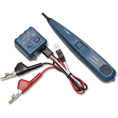Fluke Networks 26000900 Pro3000 Tongenerator Und Sonde Kit Bürobedarf Schreibwaren