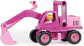 Lena prinsessan av hohenzollern bagare, byggnadsfordon ca 35 cm, rosa