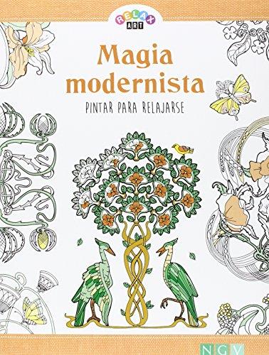 Magia Modernista (Relax Art)