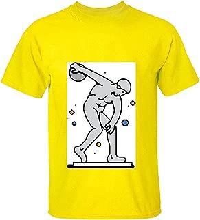 ReRabbit statue Tshirts For Mens