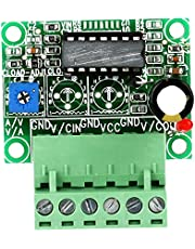 0-20ma A 0-5v Convertidor de Corriente a Voltaje, Módulo de Conversión de Señal I/v Placa de Salida Analógica