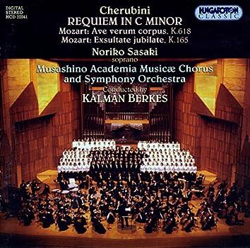Cherubini: Requiem No.1 in C Minor / Mozart: Ave Verum Corpus / Exsultate Jubilate