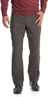 Wrangler Outdoor Performance Fleece Lined Pants Water Repellent and UPF 30